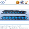 BS25-C206B pitch 19.05 high speed plastic double plus chain for producing line
