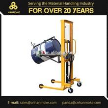 Manual Hydraulic Drum Lifter, 400kg.capacity