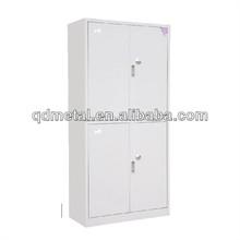 Hot sale metal simple steel cupboard design with 4 door