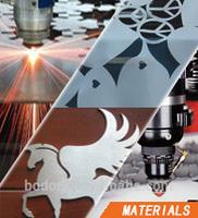 titanium alloy laser cutting machine jinan