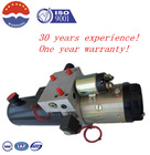 DC 12 volt or 24 volt electric hydraulic power units,small hydraulic power pack units,