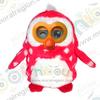 2014 hot selling fashion design hibou brand plush educational toy