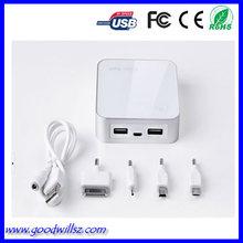 Hot ! Power BEST Sellers 8000mAh Mini Portable Power Bank Q01