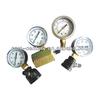 Industrial Bourdon Tube Pressure Gauges-Gas Manometer Pressure Gauge Manufacturer