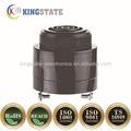 Continua 28v zumbador piezoeléctrico del transductor 42.5mm( panel de montaje) de alarma