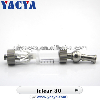 High quality innokin vv itaste mvp iclear 30 China wholesale replaceable coil head and easy to disassemble