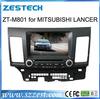 ZESTECH Car GPS Navigation DVD Player Radio Stereo HD iPod for Mitsubishi Lancer DVD