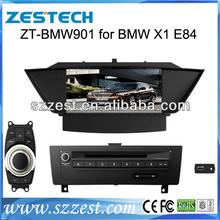 ZESTECH Autoradio GPS Satnav Car stereo DVBT DVD CD IPOD for BMW X1 E84