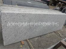 Indian Moon White Granite Slab, Moon White Granite Countertop, Indian White Granite Table Top