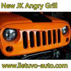 Jeep Wrangler Angry - Bird Grill Wrangler