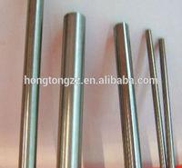 Sintered Cobalt or Nickle tungsten carbide round bar