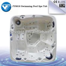 (new arrival) outdoor spas / neck shoulder massage jets outdoor spa tub