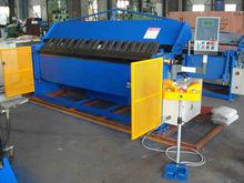 W62k 4 x 3200 mm tôle machine de pliage avec système de contrôle CNC