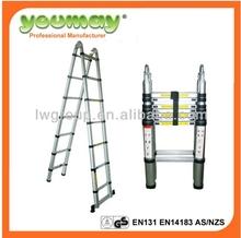 4.4m telescopic ladder/telescopic ladder parts/ladder extender,AT0214A