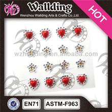 Heart&Star Acrylic rhinestone gem sticker