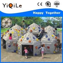 Hot model free children playground equipment for nude children