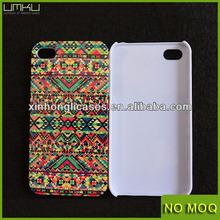Custom design IMD cell phone case for iphone 5, phone case for iphone 5s