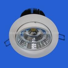 5W,10W,15W,20W cob ceiling led illumination with CE&RoHS