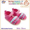 de haute qualité filles rose chaussures pour bébés et des sandales