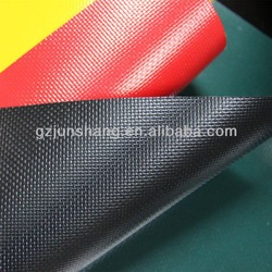 cheaper PVC laminated leather cloth for tent use