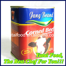 OEM Brands Beef Products in Can