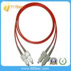 China factory SC-SC Fiber optic patch cord(Fiber jumper)