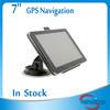 Portable 7 inch Car GPS navigator HD TFT with Bluetooth AV-in RW-GN04