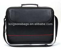 Cheap PU Leather Handbag Men's Briefcase 15.6'