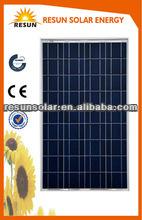100 watt solar panel with CE/TUV/IEC certificate price per watt from china manufacturer