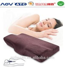 guangzhou foam Linsen brand wholesale decorative bamboo pillows