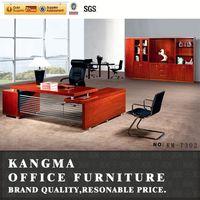 Office desk furniture in penang executive desk side table|modern executive desk office table design commercial furniture