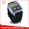 digital watch phone branded watch phone water proof watch phone