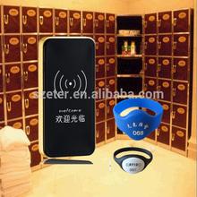 Security RF anti-theft locker lock electronics, RF locker lock with key