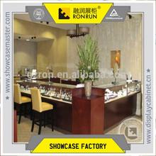 Modern Design Factory Supply Handmade Jewelry Display Case, Jewelry Display Cabinet, Jewelry Display Stand