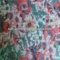 bordado a mano la tela de malla bordado de encaje de diseño de la tela