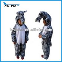 Aquatic Animal Zebra Costumes for Kids Party