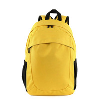 2014 Yellow Backpack/School Bag