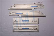 New! LED door sill plate for TOYOTA VELLFIRE