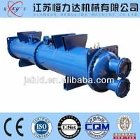 Vertical aluminum tube cooler /motorcycle oil cooler;hydraulic fan oil cooler;transmission oil cooler