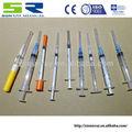descarte de seringas de insulina
