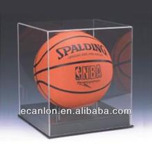 indoor acrylic basketball display stand