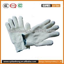 High quality professional terry mechanic glove