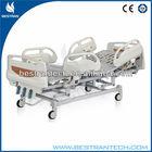 BT-AM102 Steel Frame , Drainage Bag Holders 3 crank manual hospital bed