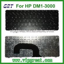 laptop keyboard for HP pavilion DM1-3000 DM1-4000 BR black