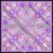 2014 New Design Japanese Silk Scarf