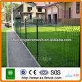 Treillis métallique de sécurité routière clôture