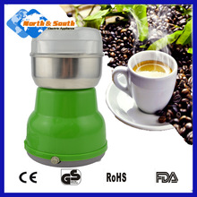 stainless blade cup electric coffee grinder machine coffee grinder parts wholesale