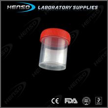 60ml Urine Container, screw cap, with label