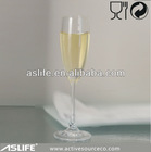 lead free crystal glass stemware wine glass champagne flutes champagne glass