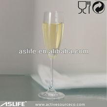 lead free crystal glass stemware wine glass champagne flutes champagne glass